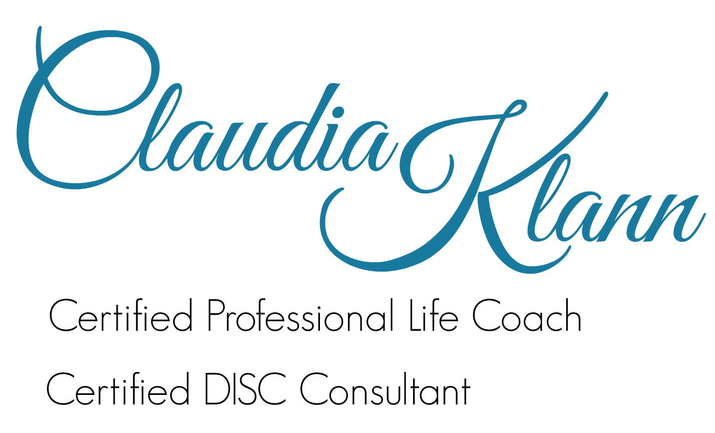 Claudia Klann, Christian Life Coaching and Ministry